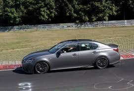 2013 lexus gs prototype first spyshots lexus gs f performance sedan prototype features trd