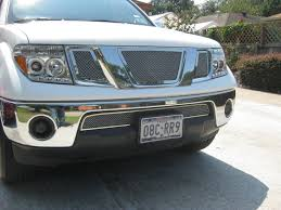 nissan frontier hid headlights trill77monte 2006 nissan frontier crew cabse pickup 4d 5 ft specs