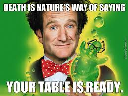 Robin Williams Meme - rip robin williams you will be missed by rob lucci meme center
