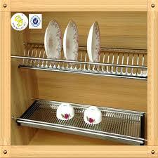 plate rack cabinet insert dish cabinet rack kitchen accessories cabinet dish rack kitchen