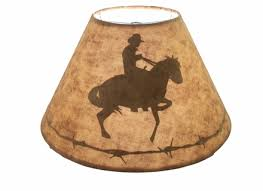 vintage lanshire time for luck western horse clock tv lamp