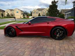 c7 corvette aftermarket september 2015 stingray of the month contest aftermarket wheels