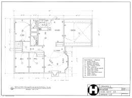 dental office floor plan and reflected ceiling plan offices