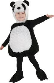 Karen Halloween Costume Amazon Panda Toddler Costume 2t 4t Toddler Halloween