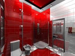 fascinating bathroom tile ideas bathroom red grey tiles and
