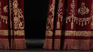 home theater curtain theater curtain opens and close youtube