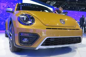yellow baja bug volkswagen beetle dune draws inspiration from baja bugs