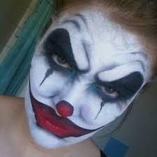 25 Best Evil Clown Costume Ideas On Pinterest Evil Clown Makeup by Best 25 Scary Clown Face Ideas On Pinterest Scary Carnival