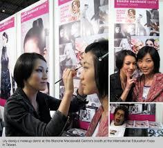 top makeup artist school canada s top makeup school graduate makeup news