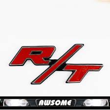 Dodge Challenger Quality - high quality challenger rt emblem buy cheap challenger rt emblem