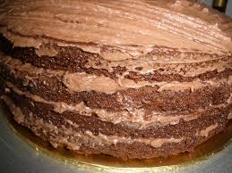 chocolate buttermilk layer cake cilantro bon appétit