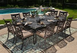 dining tables bayside furnishings 9 piece dining set costco
