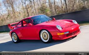 porsche 993 rsr exceptional race cars planned for gooding u0026 company amelia island