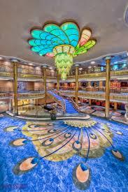 Disney Cruise Floor Plans It U0027s All In The Details The Atrium Lobby Of The Disney Fantasy