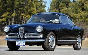 classic alfa romeo wallpaper alfa romeo giulietta sprint 1958 wallpapers and hd images car