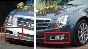cadillac cts lights amazon com cadillac cts coupe foglight package automotive