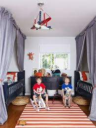 Airplane Kids Room by Very Cool Kids Room Ideas Shared Bedrooms Small Spaces And