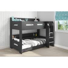 Ebay Bunk Beds Uk Grey Bunk Bed With Storage Ladder Can Be Fitted Either Side Ebay