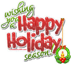 graphics for transparent happy holidays graphics www