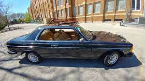 mercedes w123 coupe for sale 1985 mercedes w123 300cd turbo diesel coupe 148k one owner for