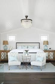 bedroom green wooden nightstand modern table lamp varnish wooden