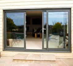 Aluminium Patio Doors Brown Aluminum Windows Caurora Com Just All About Windows And Doors