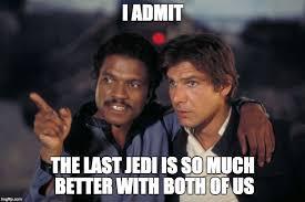 Lando Calrissian Meme - see that lando calrissian imgflip
