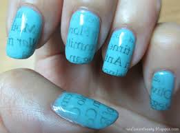 nail art using water nail art designs
