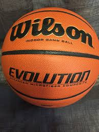 explore basketball wilson evolution indoor game ball explore