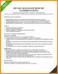 retail sales manager resume experience resume exles for retail fresh retail store manager resume