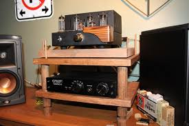 Diy Audio Rack Homemade Audio Rack With Oak Veneer Terrier12 U0027s Gallery Canuck
