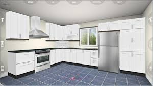 plan your kitchen with kitchen planner application