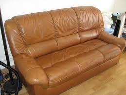 canapé marron clair canape cuir marron ameublement maison sathonay c 69580