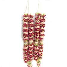 wedding garland beautiful wedding garland maharaja haar armd flowers plants