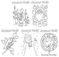 joyeux noel christmas cards christmas colouring cards