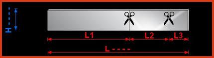 bandeau inox pour cuisine bandeau inox pour cuisine inspirational plinthe inox brossé 29772