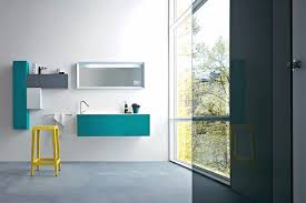 Modern Bathroom Storage Beautiful Modern Bathroom Storage Lacava Luce Floatingtall Cabinet