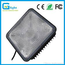 led gas station canopy lights manufacturers wet location 60w ultrathin canopy lights led 250watt mh hid