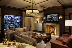 Beautiful Livingroom Living Room Theater Portland 4249
