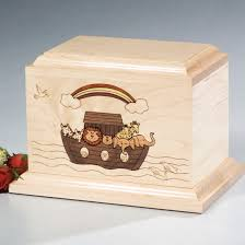 baby urns urns maple wood urns for children babies infants