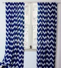 chevron block print curtain home decor u0026 lighting ichcha