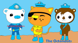 octonauts kwazii captain barnacles shellington coloring page fun