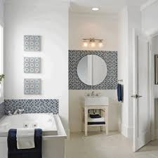 white tiles for bathroom floor fancy wall lamp brown wooden wall