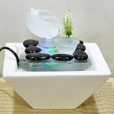 free shipping creative fashion water fountains interior decoration