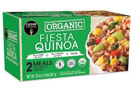 cuisine quinoa organic quinoa salad plats du chef cuisine
