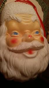Blow Mold Christmas Decorations Ebay by Vintage Santa Claus Empire 1968 Blow Mold 17