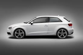 2 door audi a3 2013 audi a3 three door hatch leaked in all its production