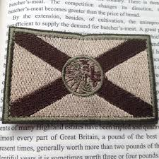 State Flag Velcro Patches Usa Florida Fl State Flag U S Army Morale Tactical Military Badge