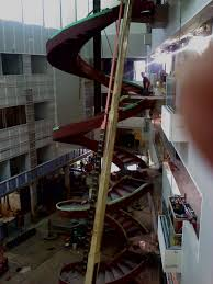 circular staircases spiral staircases helical bending the