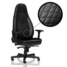 Desk Chair Accessories Noblechairs Icon Black Gaming Chair Office Chair